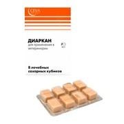 Диаркан - сахарные кубики от диареи для кошек и собак аллергии