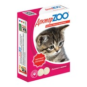 Доктор ZOO витамины для котят