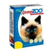 Доктор ZOO витамины для кошек здоровый иммунитет