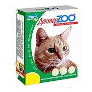 Доктор ZOO витамины для кошек здоровье и красота