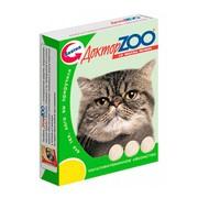 Доктор ZOO витамины для кошек со вкусом печени