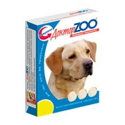 Доктор ZOO витамины для собак здоровый иммунитет