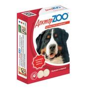 Доктор ZOO витамины для собак здоровье кожи и шерсти