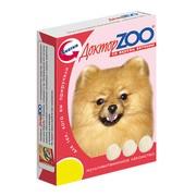 Доктор ZOO витамины для собак со вкусом ветчины