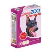 Доктор ZOO витамины для собак со вкусом говядины