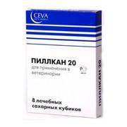 Пиллкан-20 - сахарные кубики контрацептив для собак