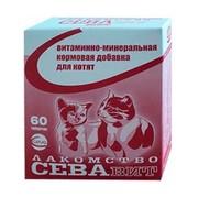 СеваВит витаминно-минеральная кормовая добавка для котят с таурином