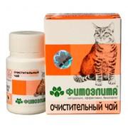 Фитоэлита Очистительный чай для кошек 50 таблеток