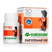 Фитоэлита Очистительный чай для собак 50 таблеток