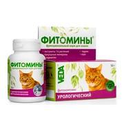 Фитомины для кошек профилактика МКБ