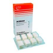 Экзекан - сахарные кубики от аллергии
