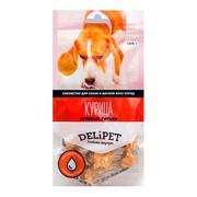 DeliPet лакомство для собак куриные гирьки