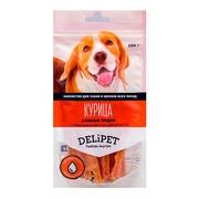 DeliPet лакомство для собак куриные грудки с глюкозамином и хондроитином