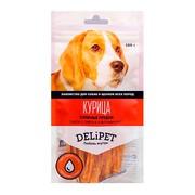 DeliPet лакомство для собак куриные грудки с омега- 3 и 6 и витамином Е