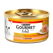 Консервы Gourmet Gold Нежная начинка, лосось