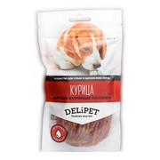 DeliPet лакомство для собак мягкие куриные палочки