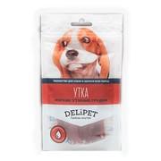 DeliPet лакомство для собак мягкие утиные грудки