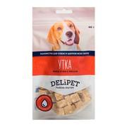 DeliPet лакомство для собак мясо утки с рисом