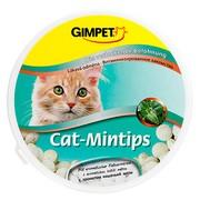 Gimpet Cat-Mintips, витамины для кошек с мятой