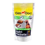 Gimpet Nutri Pockets Shiny, подушечки с биотином и витаминами группы В для собак