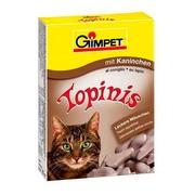 Gimpet Topinis, витамины для кошек, мышки, кролик/таурин