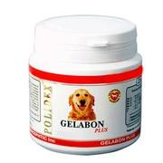 POLIDEX Gelabon Plus, профилактика и лечение заболеваний суставов, костей для собак