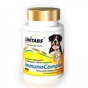 Unitabs Immuno Complex c Q10 для крупных собак