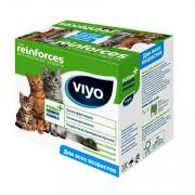 VIYO Reinforces All Ages Cat пребиотический напиток для укрепления иммунитета для кошек всех возрастов