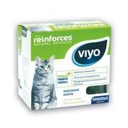 VIYO Reinforces Cat Senior пребиотический напиток для укрепления иммунитета для пожилых кошек