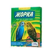 Жорка корм для волнистых попугаев экстра