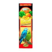 Катрин палочки для волнистых попугаев абрикос
