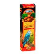 Катрин палочки для волнистых попугаев мед + орех