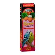 Катрин палочки для волнистых попугаев мед + яйцо