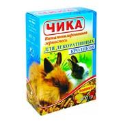 Чика корм для кроликов
