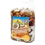 JR FARM ореховая смесь для грызунов