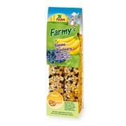 JR FARM палочки для грызунов с бананом-черникой