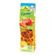 JR FARM палочки для грызунов с клубникой