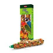 Padovan Stix Pappagalli палочки для средних и крупных попугаев с фруктами