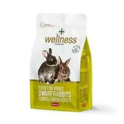 Padovan Wellness Mix корм для взрослых карликовых кроликов