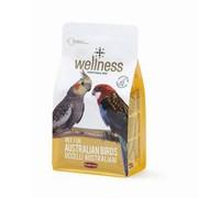 Padovan Wellness Mix корм для средних попугаев австралийские