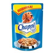Chappi консервы курочка аппетитная