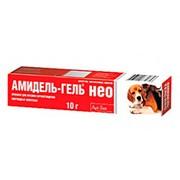 Амидель - гель НЕО акарицидный от кожных заболеваний для кошек и собак