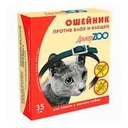 Доктор ZOO ошейник для кошек от блох и клещей