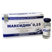 Максидин 0.15 лечение ринитов, конъюнктивитов различной этиологии, при повреждениях глазного яблока у собак и кошек
