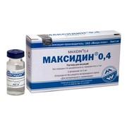 Максидин 0.4 инъекционный противовирусный иммуностимулятор
