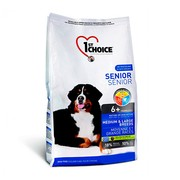 1ST CHOICE НФ сухой корм для пожилых собак средних и крупных пород курица