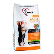 1ST CHOICE НФ сухой корм для собак миниатюрных и мелких пород