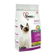 1ST CHOICE Active or Finicky сухой корм для кошек цыпленок
