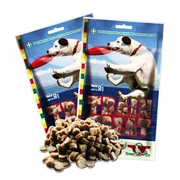 Green Qzin лакомство для собак дрессура №2 Train treat (индейка + треска)