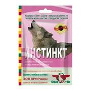 Green Qzin лакомые палочки - колбаски для собак инстинкт (ассорти с бараниной зов природы)